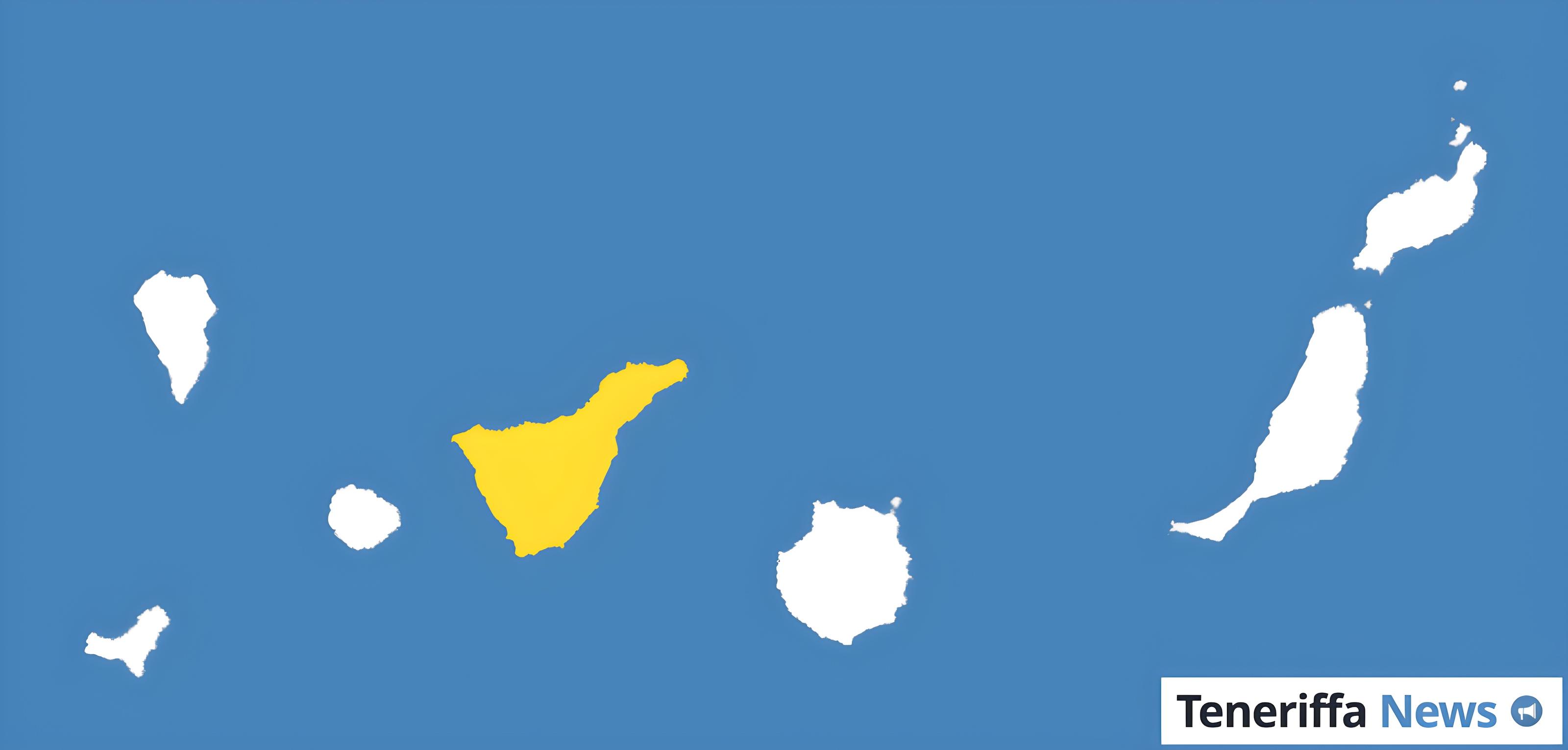 Teneriffa Karte.Termiten Breiten Sich Auf Teneriffa Aus