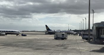 Ryanair Teneriffa