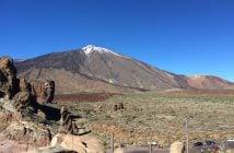 Der Teide & die Cañadas