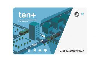 TenMas Ten+ Ticket Fahrkarte Bonobus Teneriffa