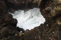 Unterwasserhöhle Teneriffa