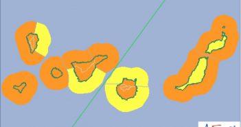 Unwetter Kanarische Inseln Alarmstufe Orange