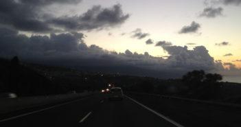 Über Teneriffa braut sich erneut ein Unwetter zusammen. Foto: Teneriffa News