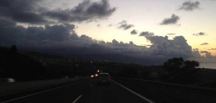Über Teneriffa braut sich das nächste Unwetter zusammen. Foto: Teneriffa News