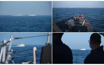 US-Navy Manöver Kanaren