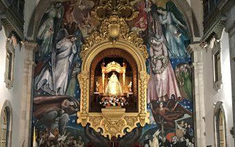 Virgen de Candelaria Schwarze Madonna Teneriffa