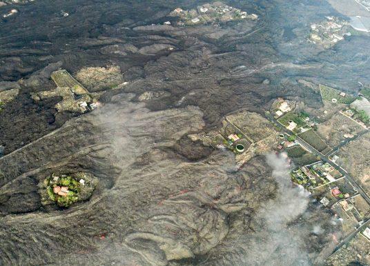 Vulkanausbruch auf La Palma: Die Lava holt sich die nächste Ortschaft