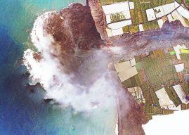 La Palma: Vulkan zerstört Bananen-Pflanzen für rund 40 Millionen Euro