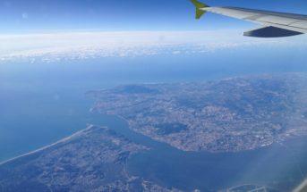 Kanarische Inseln aus der Luft