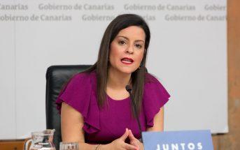 Yaiza Castilla Tourismus-Ministerin Kanaren