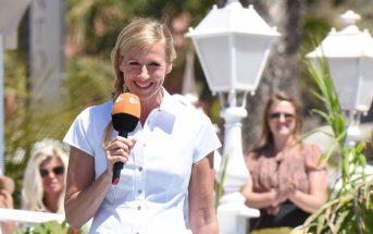 ZDF Fernsehgarten Teneriffa 2015 Andrea Kiewel